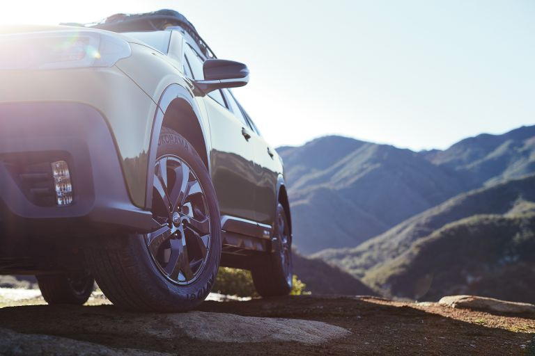 2020 Subaru Outback 543786