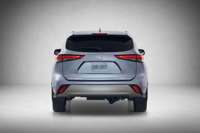 2020 Toyota Highlander Platinum AWD 543870