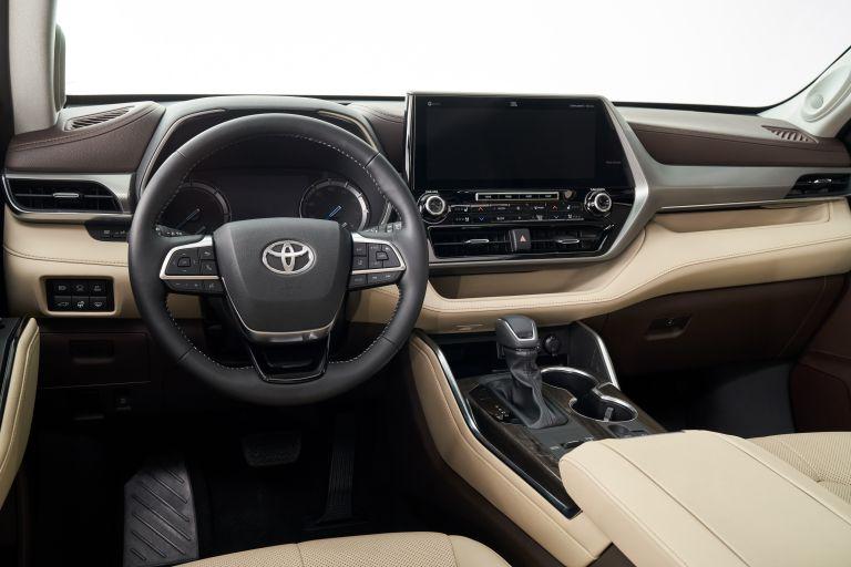 2020 Toyota Highlander Platinum AWD 543877