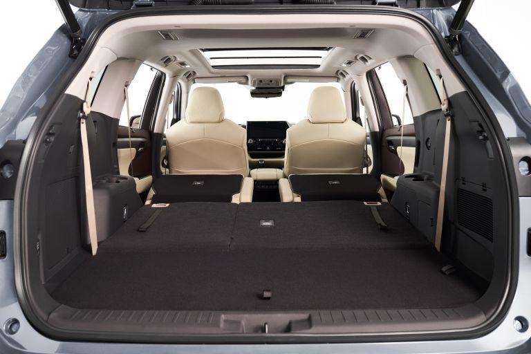 2020 Toyota Highlander Platinum AWD 543880