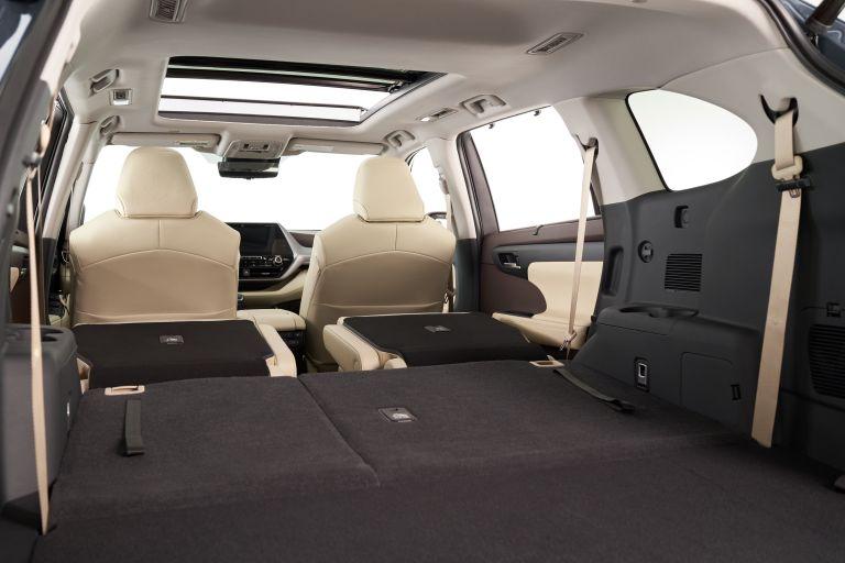 2020 Toyota Highlander Platinum AWD 543881