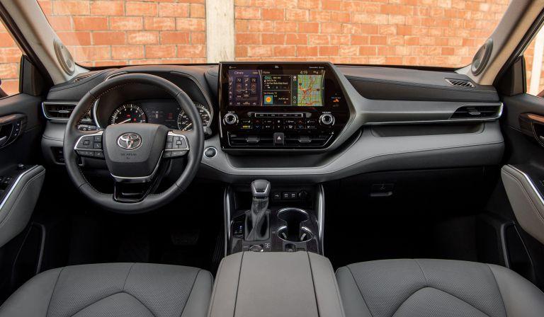 2020 Toyota Highlander Platinum AWD 573103