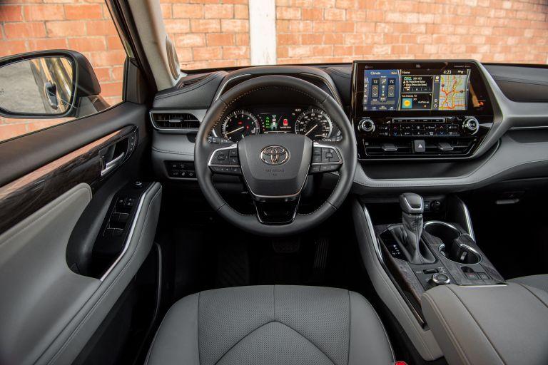 2020 Toyota Highlander Platinum AWD 573104