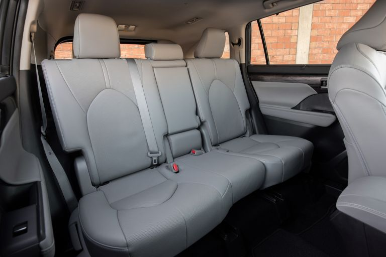 2020 Toyota Highlander Platinum AWD 573112