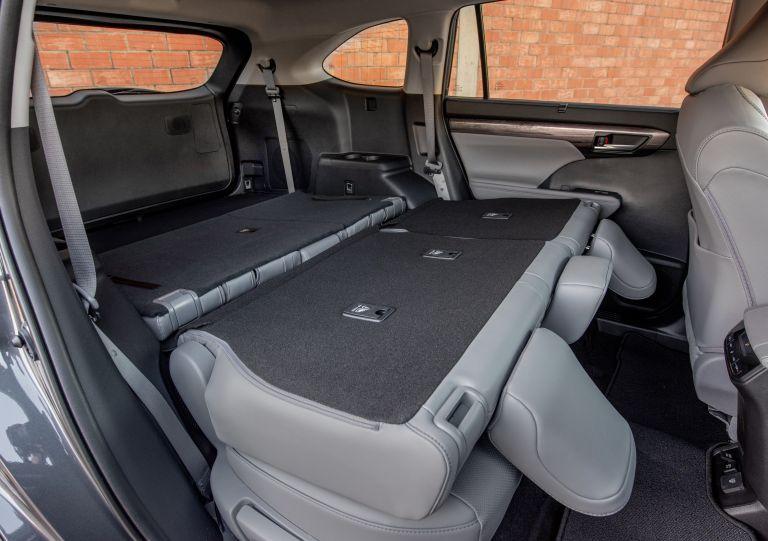 2020 Toyota Highlander Platinum AWD 573113