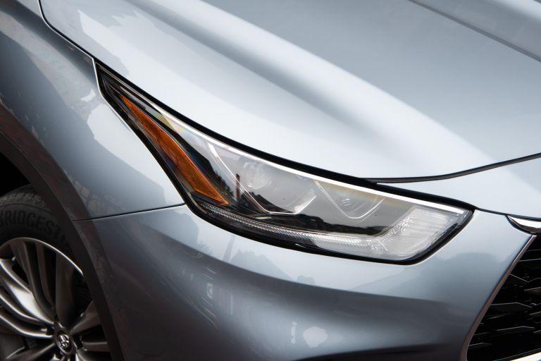 2020 Toyota Highlander Platinum AWD 573128