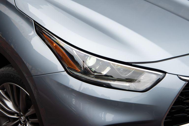 2020 Toyota Highlander Platinum AWD 573129