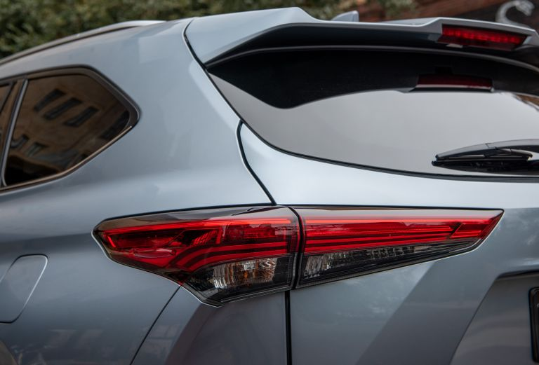 2020 Toyota Highlander Platinum AWD 573133