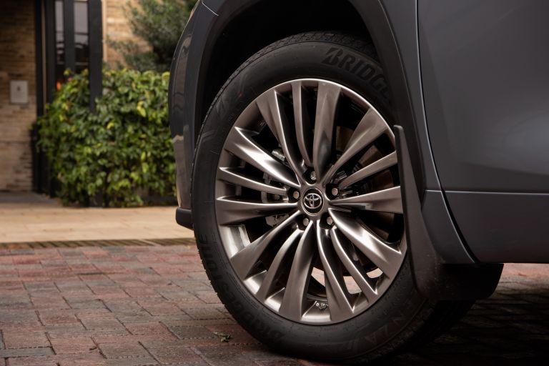 2020 Toyota Highlander Platinum AWD 573138