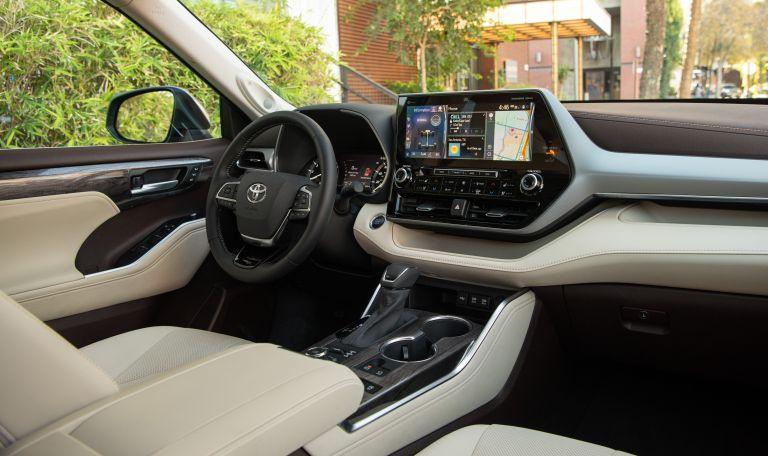 2020 Toyota Highlander Platinum AWD 573139