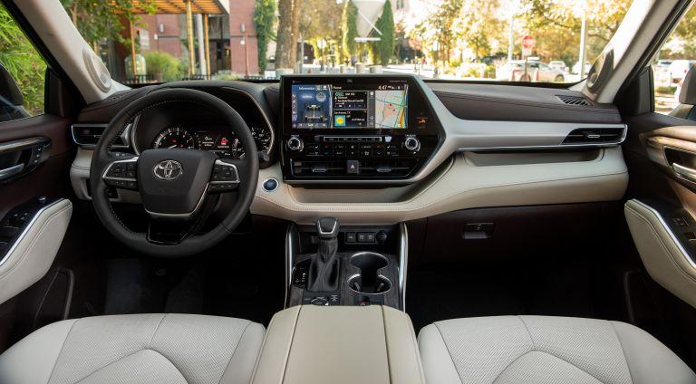 2020 Toyota Highlander Platinum AWD 573141