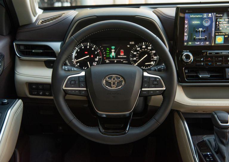 2020 Toyota Highlander Platinum AWD 573144