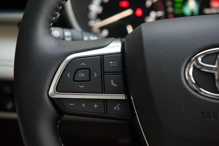 2020 Toyota Highlander Platinum AWD 573146