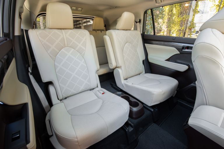 2020 Toyota Highlander Platinum AWD 573153