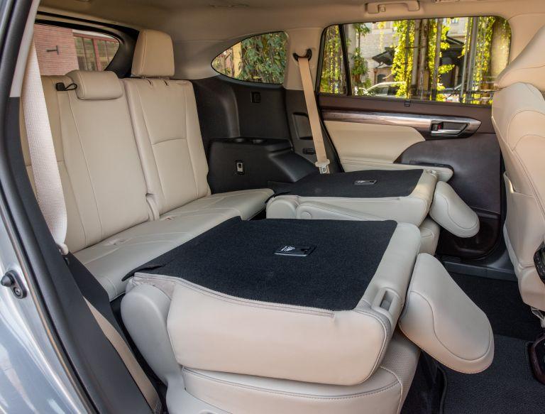 2020 Toyota Highlander Platinum AWD 573155