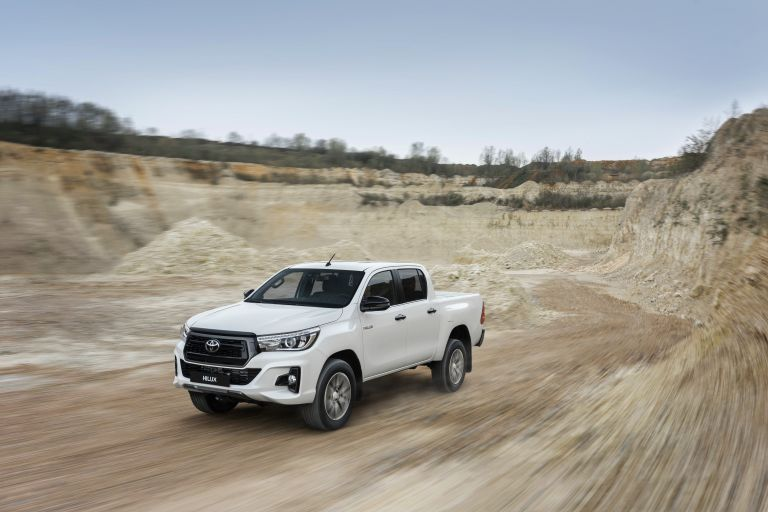 2019 Toyota Hilux special edition 543902