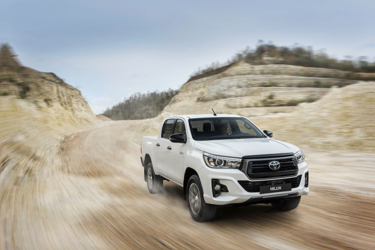 2019 Toyota Hilux special edition 543904
