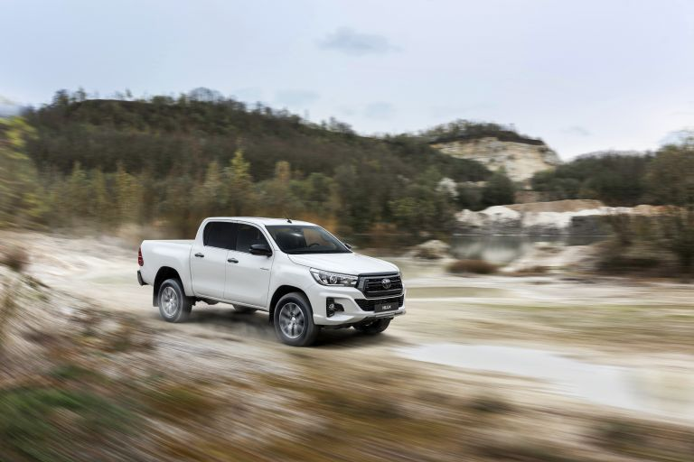 2019 Toyota Hilux special edition 543917