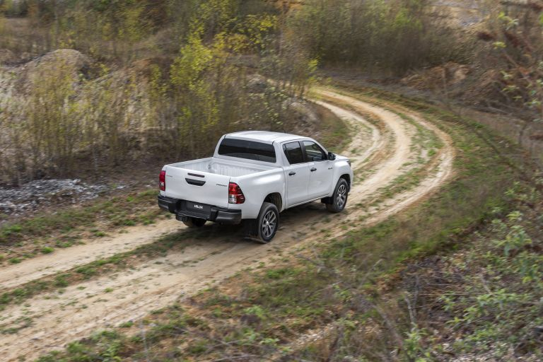 2019 Toyota Hilux special edition 543920