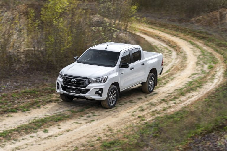 2019 Toyota Hilux special edition 543921