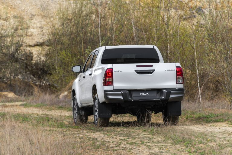 2019 Toyota Hilux special edition 543922
