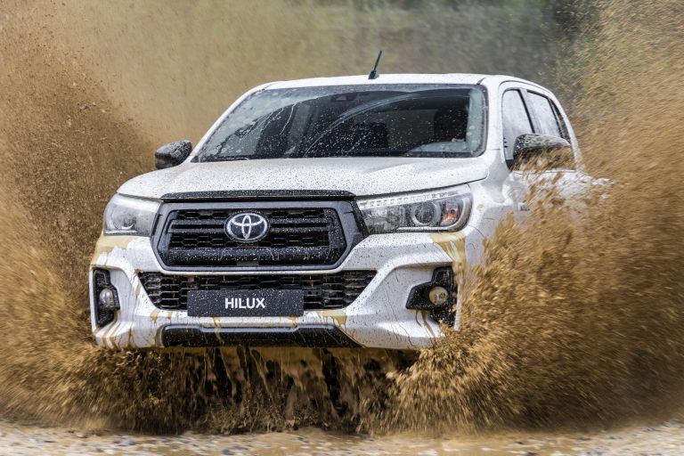 2019 Toyota Hilux special edition 543927