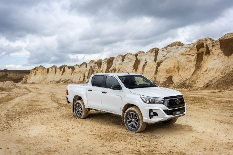 2019 Toyota Hilux special edition 543928