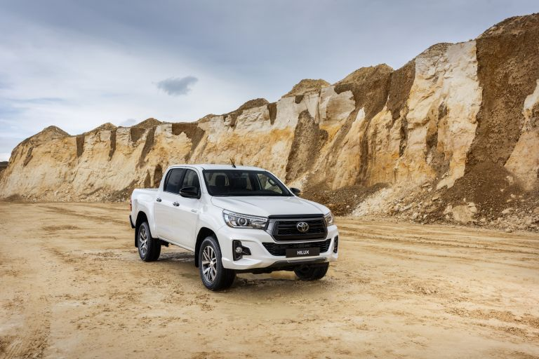 2019 Toyota Hilux special edition 543930