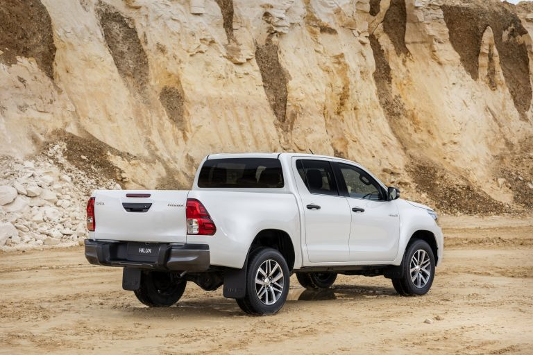 2019 Toyota Hilux special edition 543936