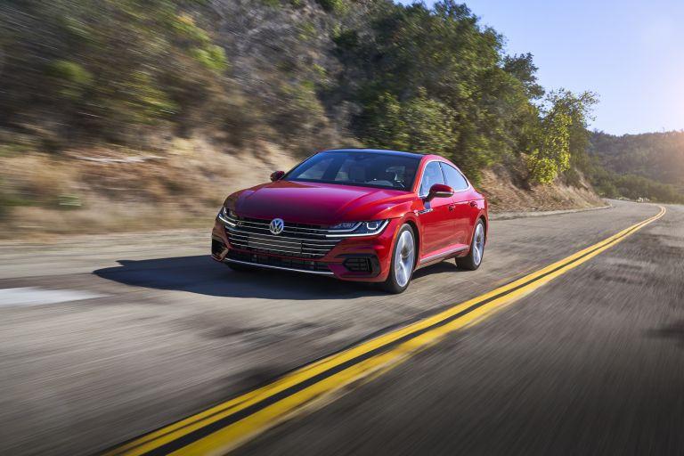 2019 Volkswagen Arteon SEL Premium R-Line 544493