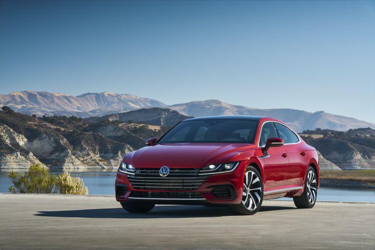2019 Volkswagen Arteon SEL Premium R-Line 544498