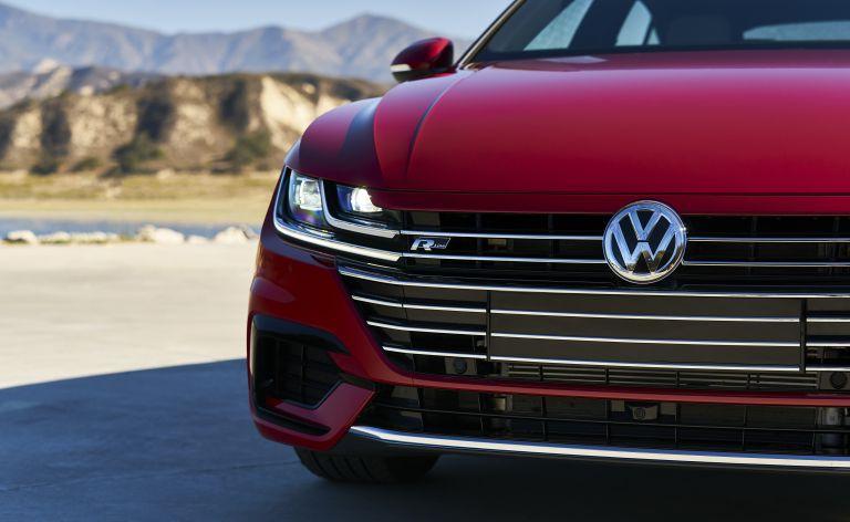 2019 Volkswagen Arteon SEL Premium R-Line 544503