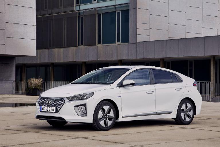2019 Hyundai Ioniq Hybrid 544530