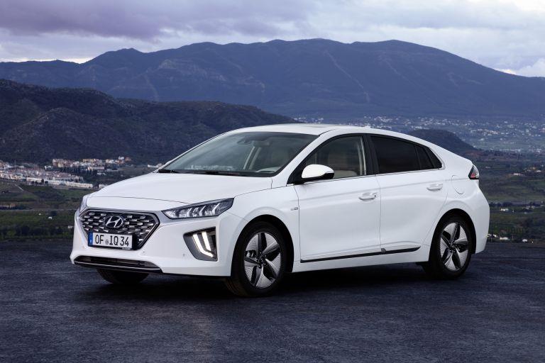 2019 Hyundai Ioniq Hybrid 544533