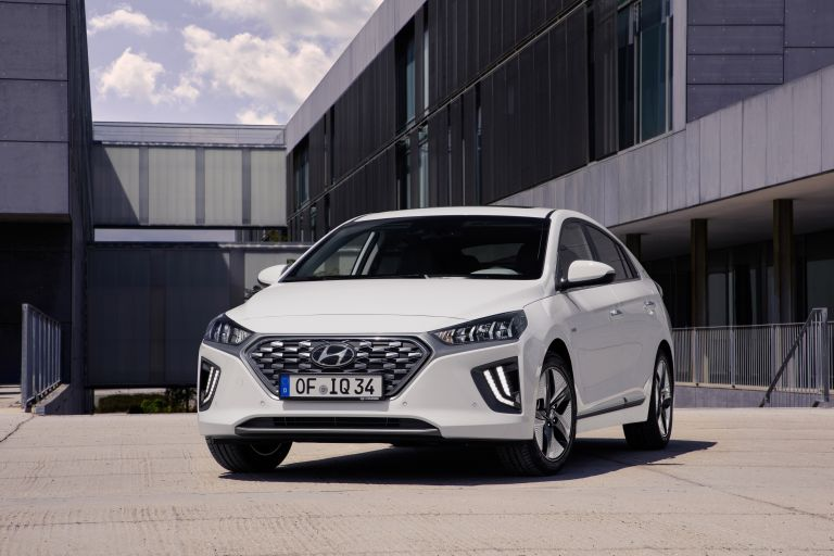 2019 Hyundai Ioniq Hybrid 544536
