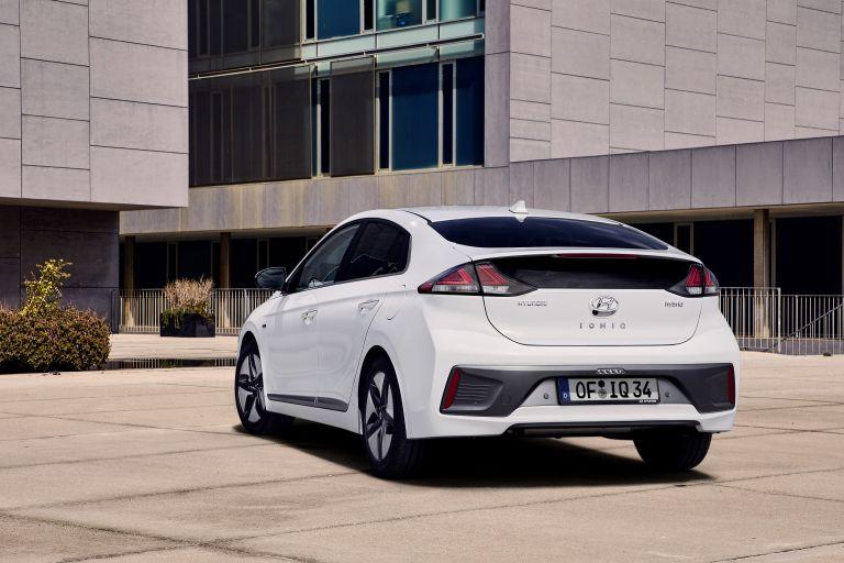 2019 Hyundai Ioniq Hybrid 544537