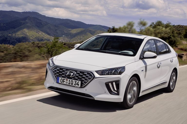 2019 Hyundai Ioniq Hybrid 544538
