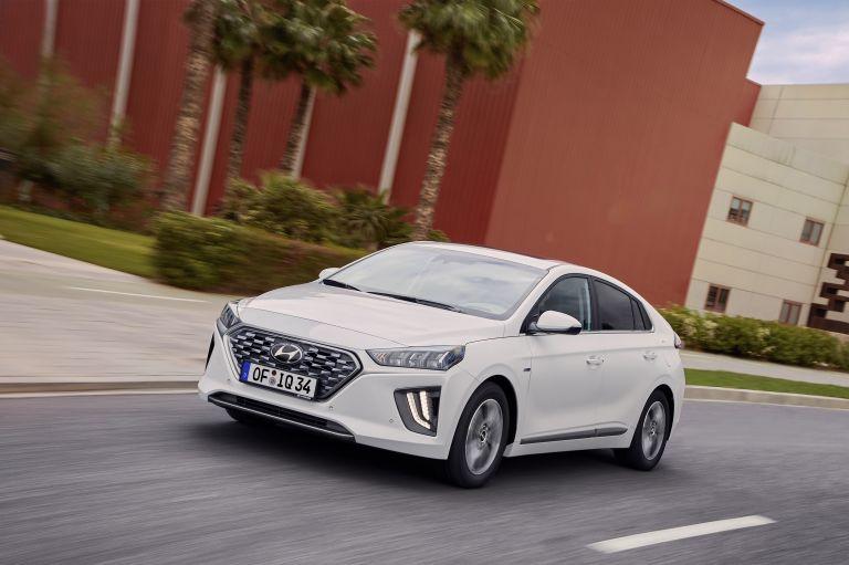 2019 Hyundai Ioniq Hybrid 544542