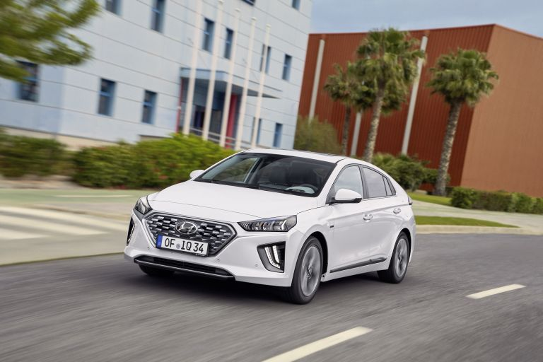 2019 Hyundai Ioniq Hybrid 544543