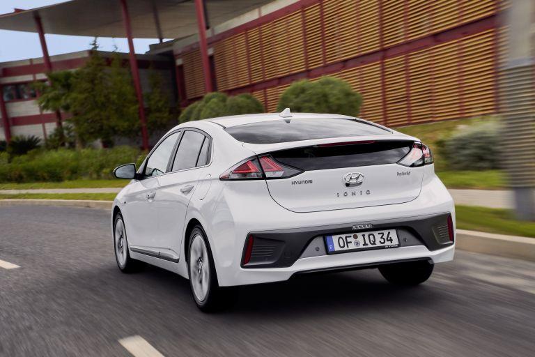 2019 Hyundai Ioniq Hybrid 544544
