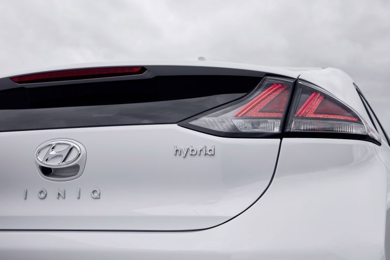 2019 Hyundai Ioniq Hybrid 544550