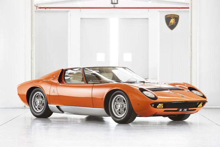 1969 Lamborghini Miura P400 - chassis 3586 544700