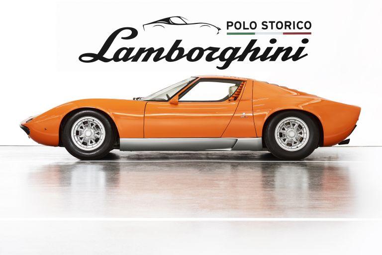 1969 Lamborghini Miura P400 - chassis 3586 544701