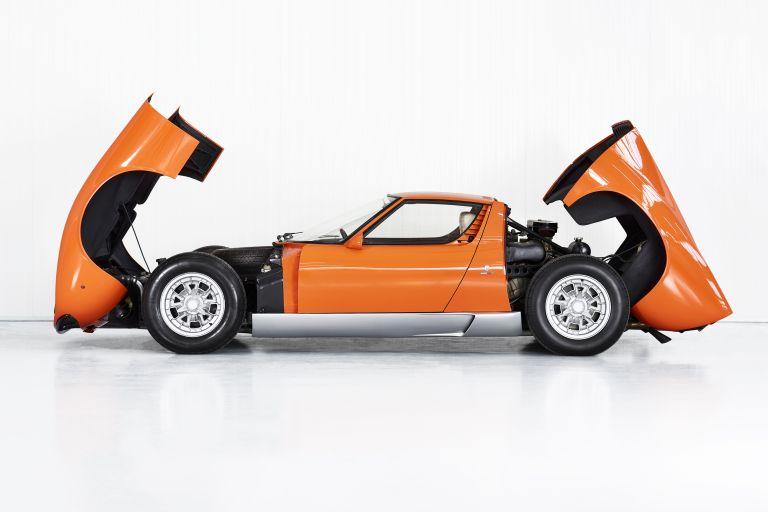 1969 Lamborghini Miura P400 - chassis 3586 544704