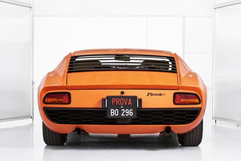 1969 Lamborghini Miura P400 - chassis 3586 544705