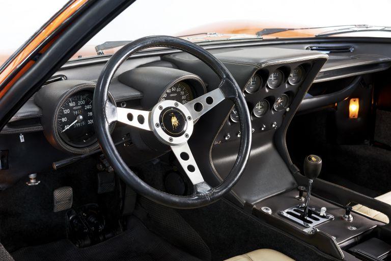 1969 Lamborghini Miura P400 - chassis 3586 544707