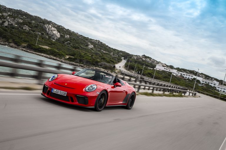 2019 Porsche 911 ( 991 type II ) Speedster 546049