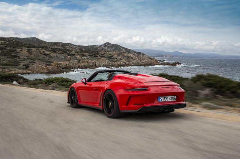 2019 Porsche 911 ( 991 type II ) Speedster 546050