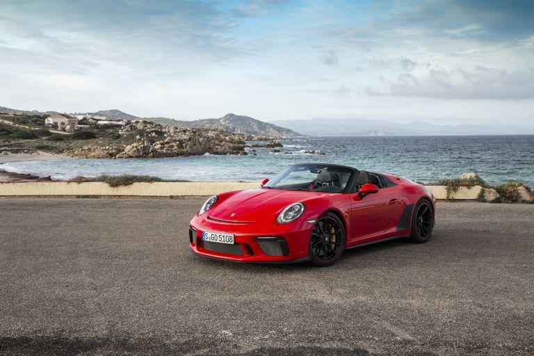 2019 Porsche 911 ( 991 type II ) Speedster 546055