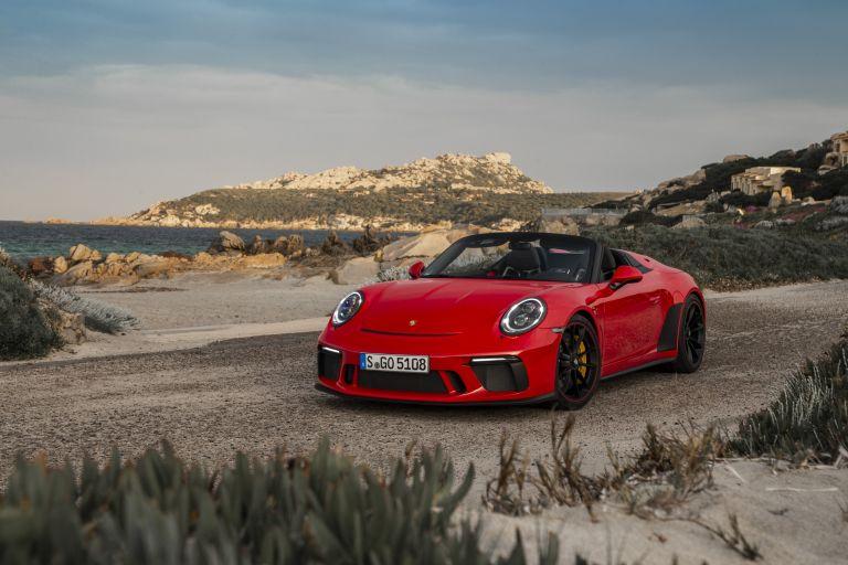 2019 Porsche 911 ( 991 type II ) Speedster 546059